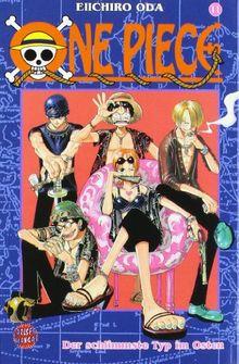 One Piece, Band 11: Der schlimmste Typ im Osten