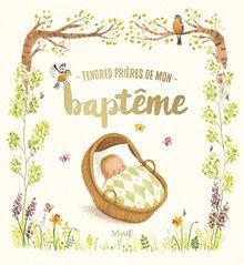 Le livre de prières de mon baptême