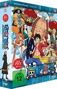 One Piece - TV-Serie Box Vol. 19 (Episoden 575-601) - exklusive Episode 590 [6 DVDs]