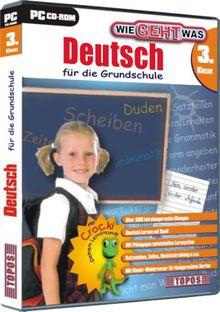 Deutsch für die Grundschule - 3. Klasse