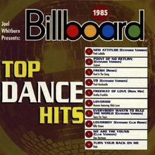 Billboard Top Dance Hits 1985