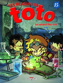 Les Blagues de Toto, Tome 15 : Le Savant Fou rire
