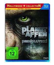 Planet der Affen: Prevolution [Blu-ray]