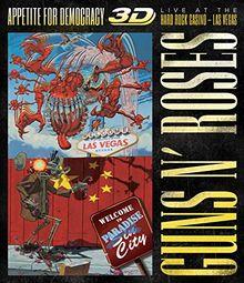 Appetite For Democracy: Live At The Hard Rock Casino - Las Vegas (Ltd. BluRay+2CD-Boxset)
