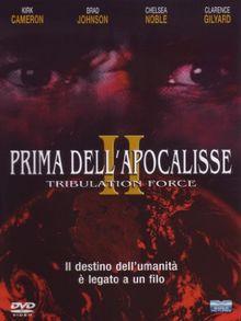 Prima dell'Apocalisse II - Tribulation force [IT Import]