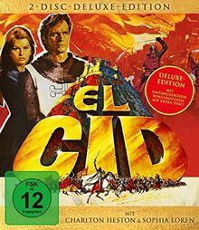 El Cid - 2-Disc Deluxe Edition [Blu-ray]