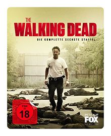 The Walking Dead - Die komplette sechste Staffel - Uncut Steelbook [Blu-ray]
