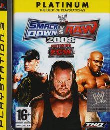 WWE Smackdown vs. Raw 2008 - Alpine [Platinum]