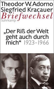 Briefe und Briefwechsel, Bd. 7: Briefwechsel 1923 - 1966