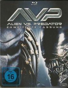 Alien vs. Predator (Steelbook) [Blu-ray]