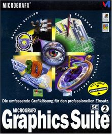 Micrografx Graphics Suite 2 SE