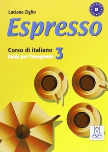 Espresso: Teachers Guide