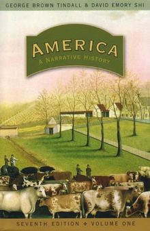 America 1: A Narrative History (America: A Narrative History)