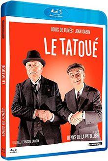 Le tatoué [Blu-ray] [FR Import]