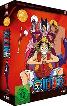 One Piece - Box 7: Season 7 (Episoden 196-228) [6 DVDs]