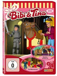 Bibi und Tina - Amadeus verliebt sich/ Das Mittelalterfest