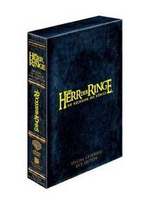 Der Herr der Ringe - Die Rückkehr des Königs (Special Extended Edition) [4 DVDs]