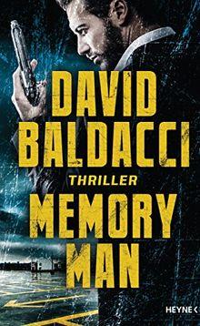 Memory Man: Thriller (Die Memory-Man-Serie, Band 1)