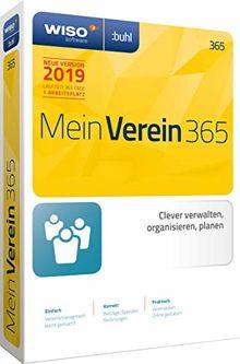 WISO Mein Verein 365 (aktuelle Version 2019) Clever verwalten, organisieren und planen