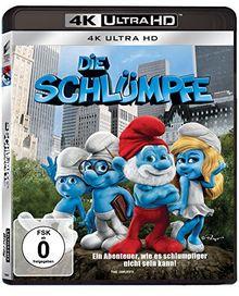 Die Schlümpfe (4K Ultra HD) [Blu-ray]