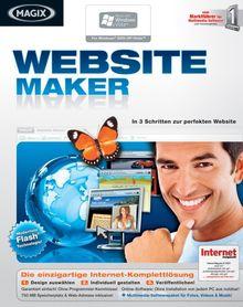 MAGIX Website Maker V