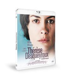 Thérèse desqueyroux [Blu-ray] [FR Import]