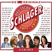 Deutsche Schlager 1977-1979