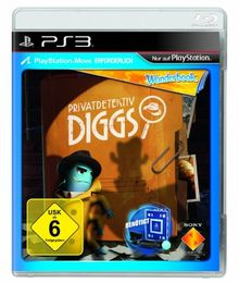 Privatdetektiv Diggs (Wonderbook)