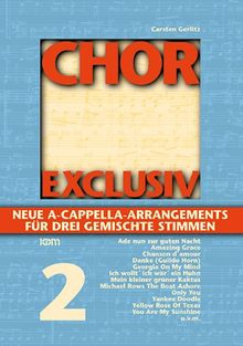 Chor Exclusiv, Chorpartitur: BD 2
