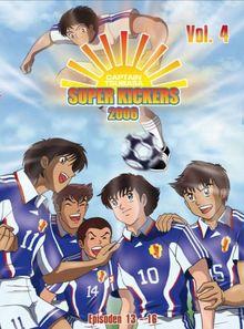 Super Kickers 2006 - Captain Tsubasa, Vol. 4