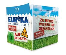 EUReKA - Gesamtbox (18 Discs) [Blu-ray] [Limited Edition]