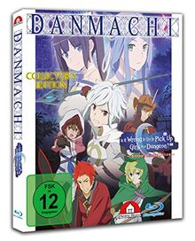 Danmachi: Arrow of Orion - The Movie - [Blu-ray] Collector's Edition