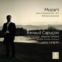 Violinkonzerte 1 & 3/+