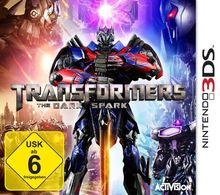 Transformers: The Dark Spark - [Nintendo 3DS]