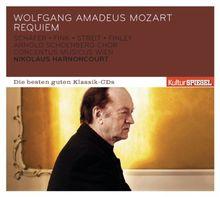 KulturSPIEGEL - Die besten guten Klassik-CDs: Wolfgang Amadeus Mozart - Requiem