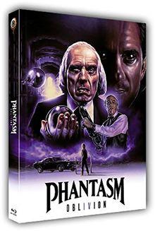 Phantasm IV: Oblivion - Das Böse 4-2-Disc Limited Uncut Edition (Blu-ray + DVD) - Limitiertes Mediabook auf 666 Stück, Cover D