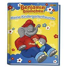 Benjamin Blümchen Kindergartenfreundebuch: Meine Kindergartenfreunde