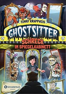 Ghostsitter, Band 04: Schreck im Spiegelkabinett