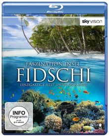 Faszination Insel - Fidschi (SKY VISION) [Blu-ray]