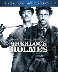 Sherlock Holmes (Premium Collection) [Blu-ray]