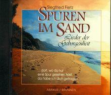 Spuren im Sand, 1 CD-Audio: Lieder der Geborgenheit