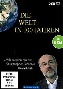 Die Welt in 100 Jahren (mit Harald Lesch und vielen anderen) [2 DVDs]