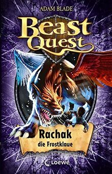 Beast Quest - Rachak, die Frostklaue: Band 42