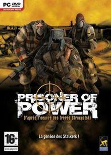 Prisoner of power [FR Import]