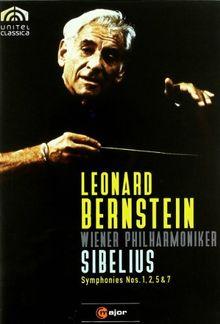 Sibelius, Jean - Symphonien Nr. 1, 2, 5 & 7 (2 Discs)