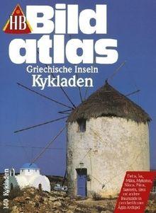 HB Bildatlas Kykladen, Griechische Inseln