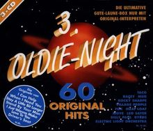 Oldie Night 3-60 Original Hits