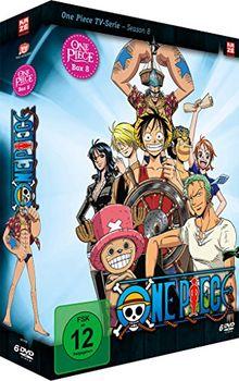One Piece - Box 8: Season 8 (Episoden 229-263) [6 DVDs]