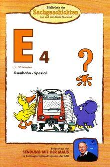Bibliothek der Sachgeschichten - (E4) - Eisenbahn-Spezial