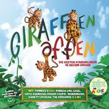 Giraffenaffen (inkl. Sticker + Poster)